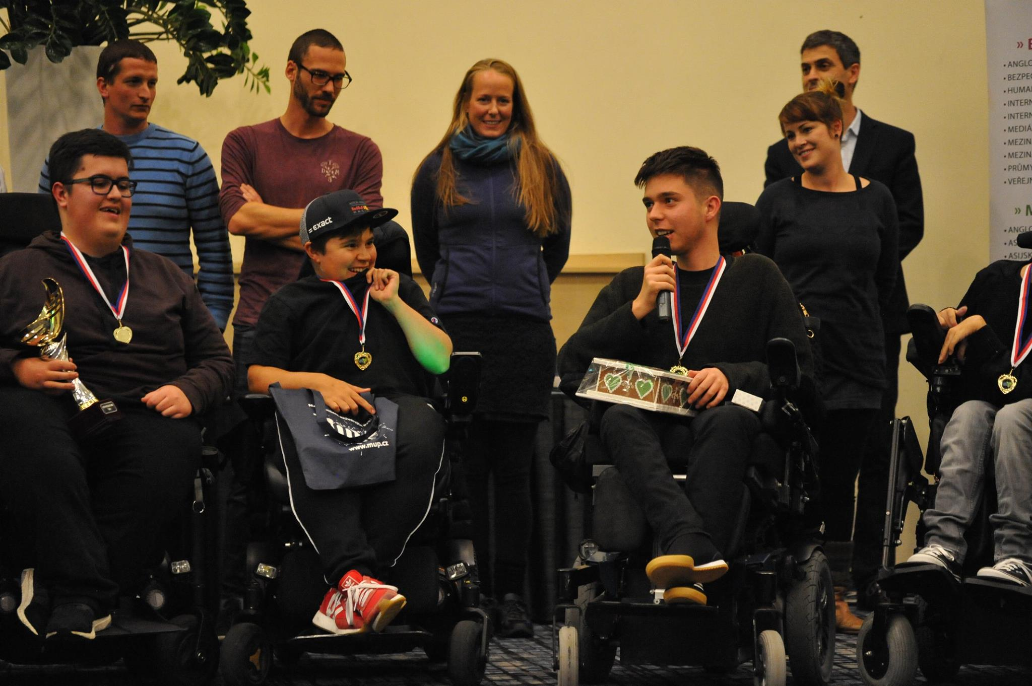 9. Prague Powerchair open ovládli Iron Cats ze Švýcarska