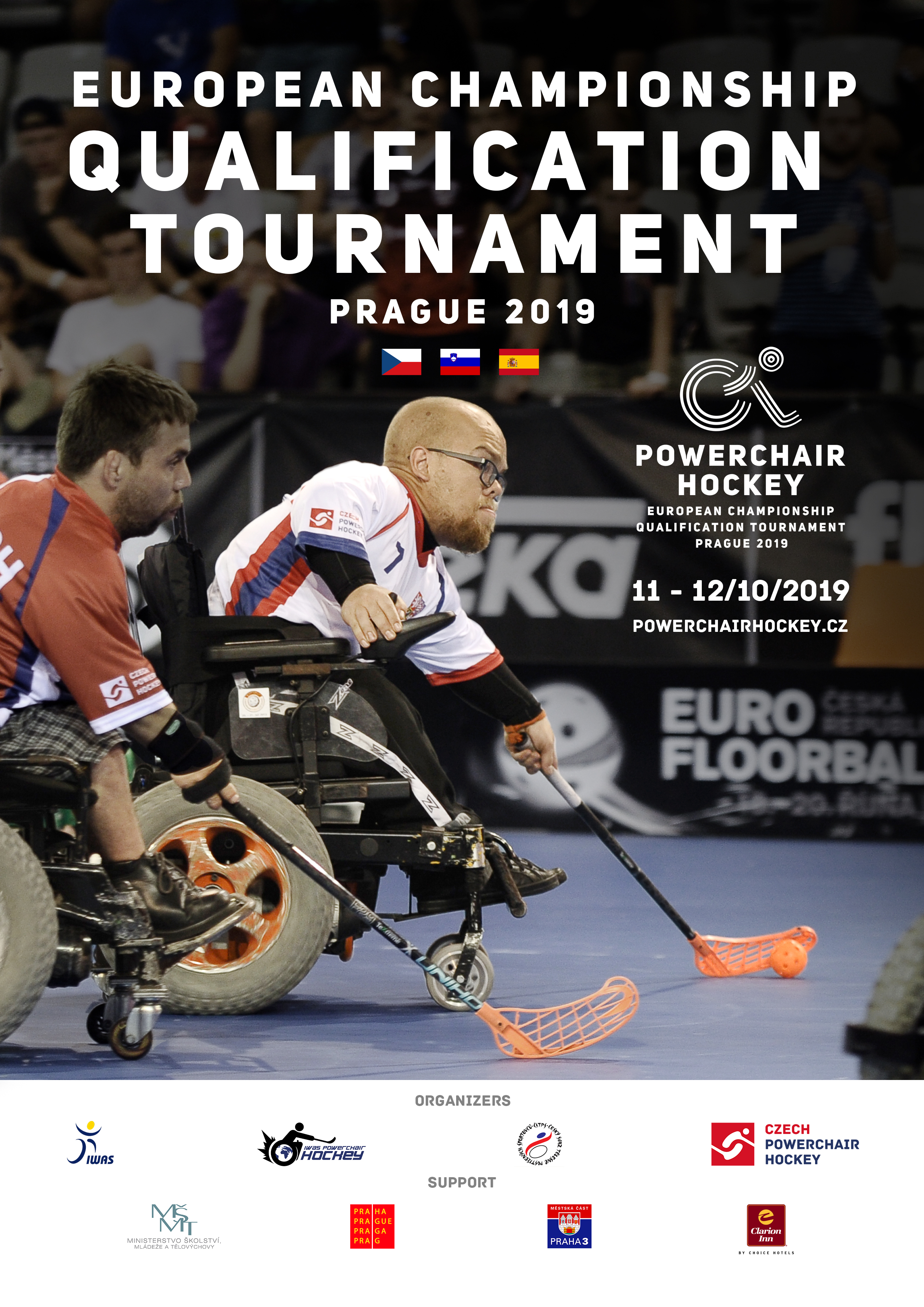 Nejvýznamnější událost za posledních deset let! Kvalifikační turnaj 2019 už brzy v Praze!