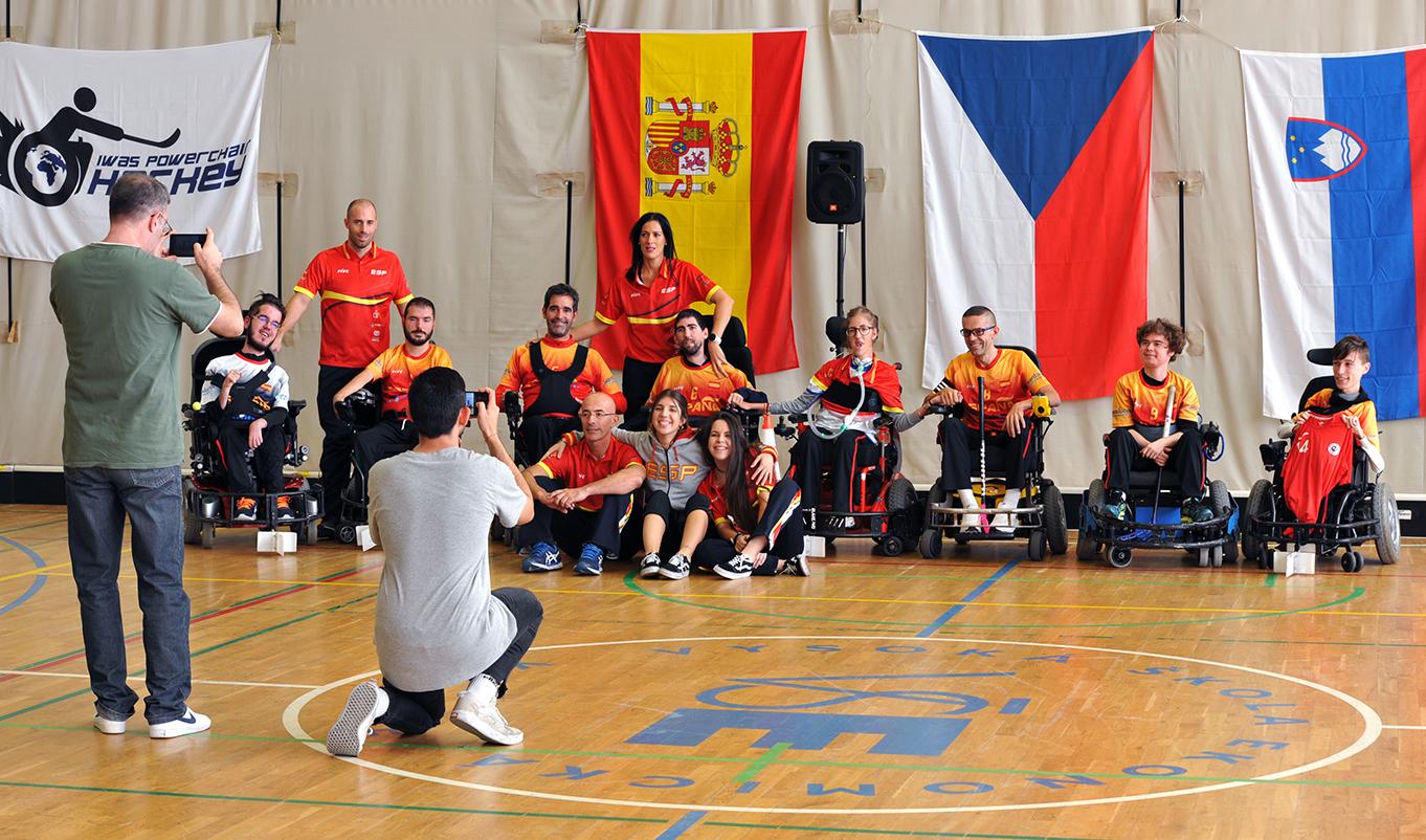 Španělé postupují na mistrovství Evropy 2020