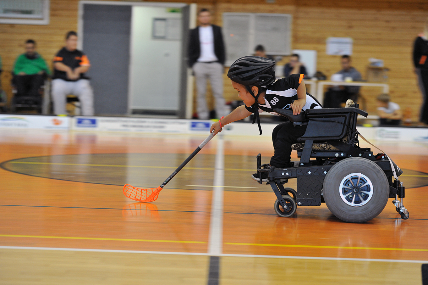Rok 2020 s Powerchair Hockey