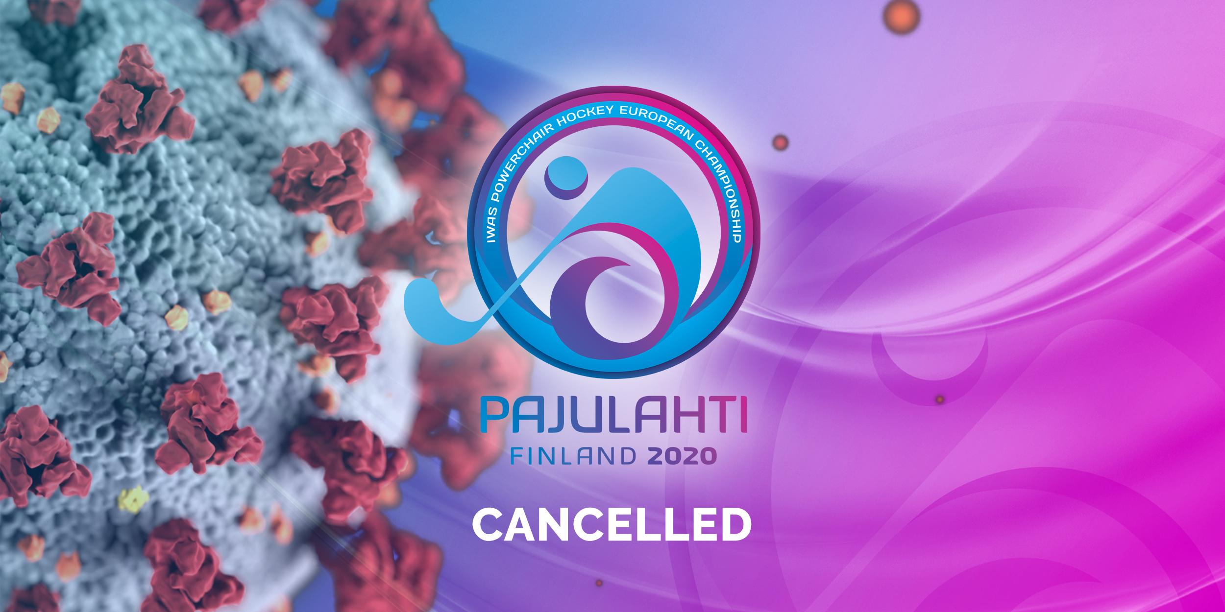 Zrušené Mistrovství Evropy 2020